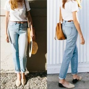 🆕 MADEWELL Perfect Vintage Summer High Rise Jean